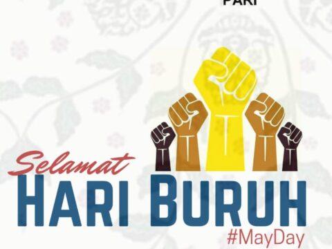 selamat hari buruh internasional 1 mei