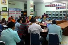 rapat kerja 1